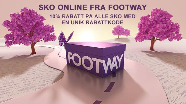 rabatt footway blogg